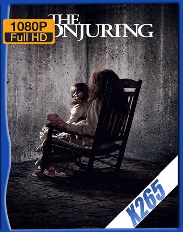 The Conjuring [2013] [Latino] [1080P] [X265] [10Bits][ChrisHD]