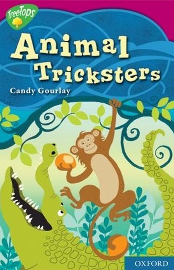 Animal Tricksters by Candy Gourlay