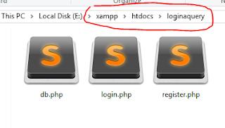 Membuat Android Register dan Login Mengunakan AQuery dan MySQL