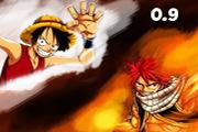 الاصدار الرابع من لعبة قتال فيري تيل ضد ون بيس 4 Game Fairy Tail Vs One Piece