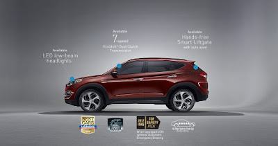 2017 Hyundai Tucson, Savannah Hyundai, Familly Vacation, Road Trip, Hilton Head, Hardeevile, SUV