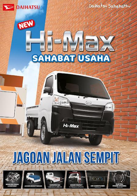 Brosur Daihatsu Hi-Max