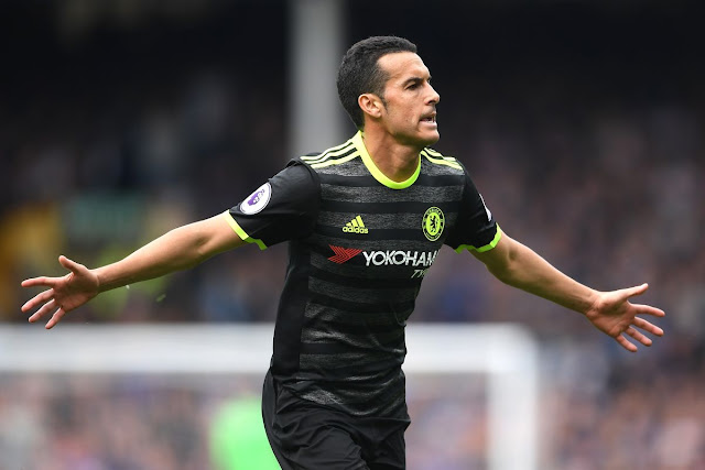 Chelsea FC Pedro Rodriguez