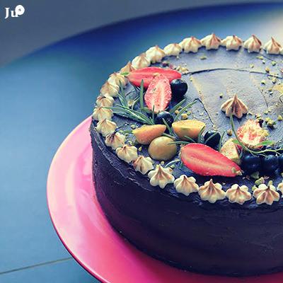 Recette Layer Cake Linda Louis