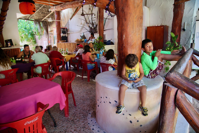 Las Panchas,  holbox,yucatan, mexico