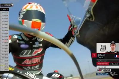 Hasil Lengkap Kualifikas Moto2 Misano, San Marino 2016