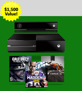 XBOX Giveaway Instant Win with No Contests