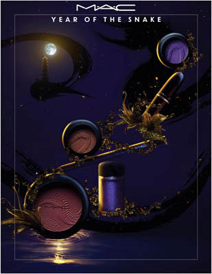 Mac Year of the Snake Collection Launch