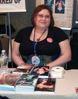 Authors After Dark Author Spotlight Interview - Kayleigh Jamison