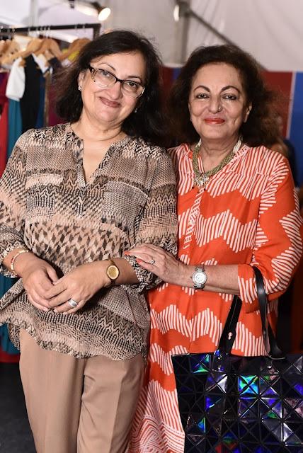 Kavita Chadha + Asha Sharma