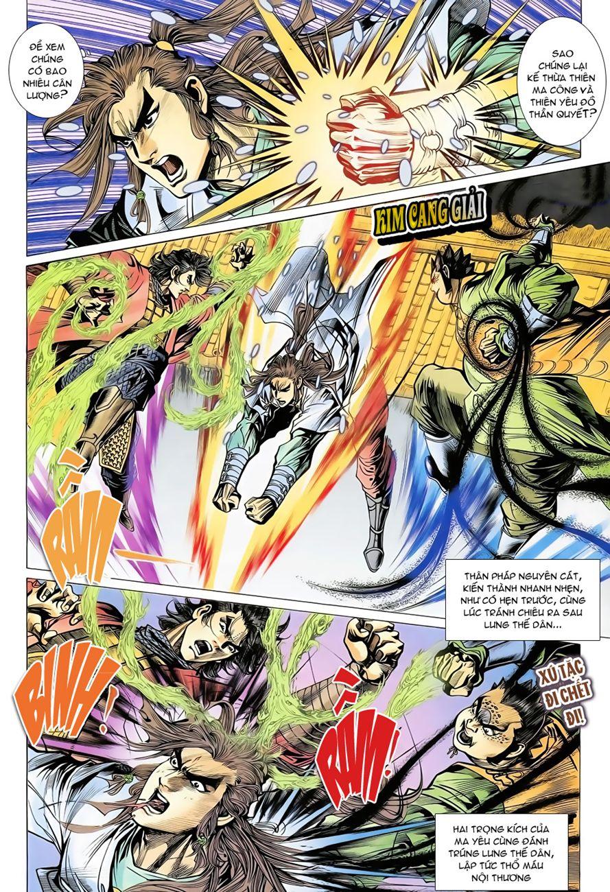 Đại Đường Uy Long chapter 71 trang 8