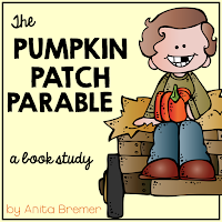 Activities to go with the book The Pumpkin Patch Parable