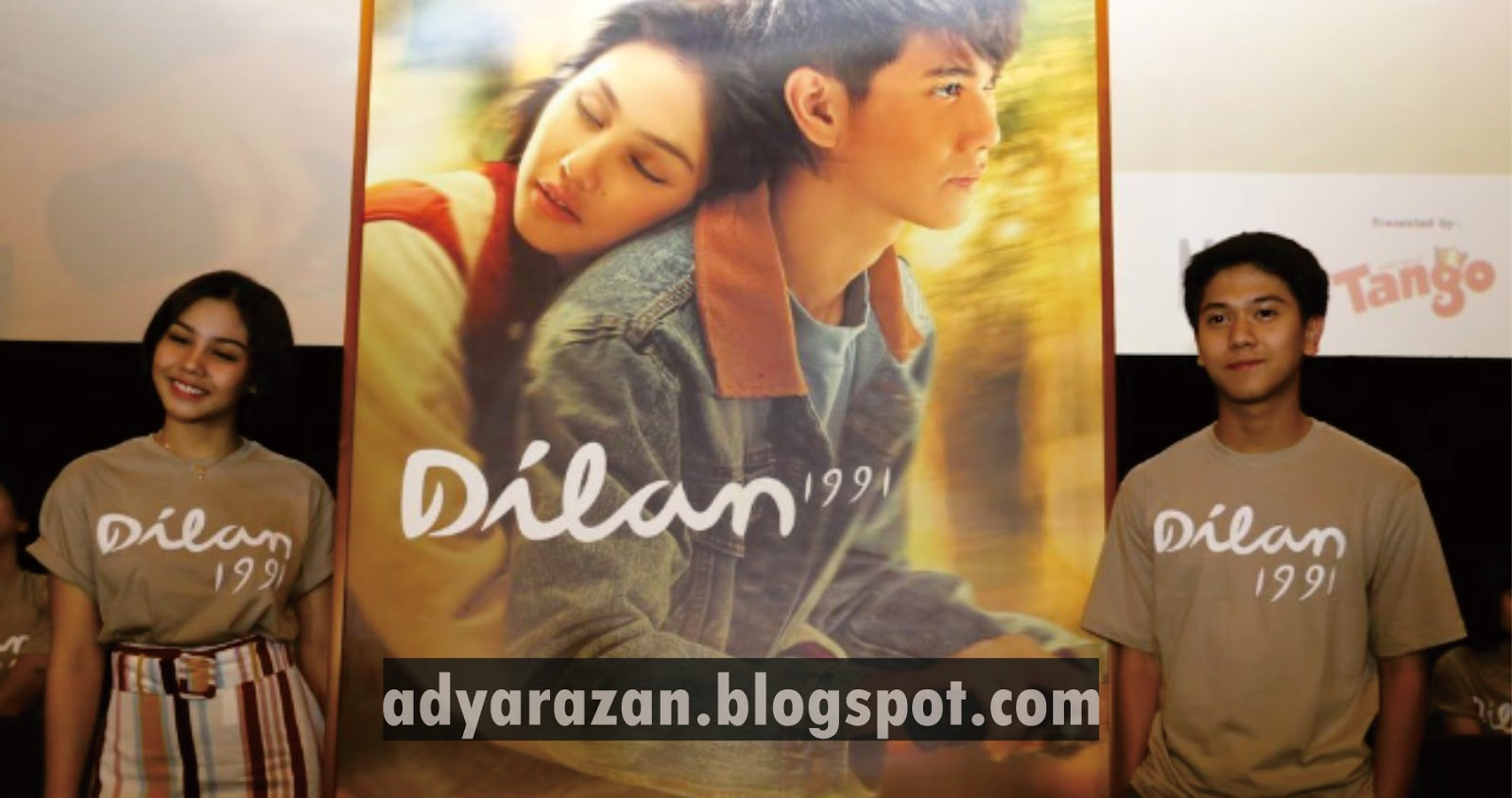 Daftar Nama Aktor Dan Aktris Pemain Film Dilan 1991 Adya Razan