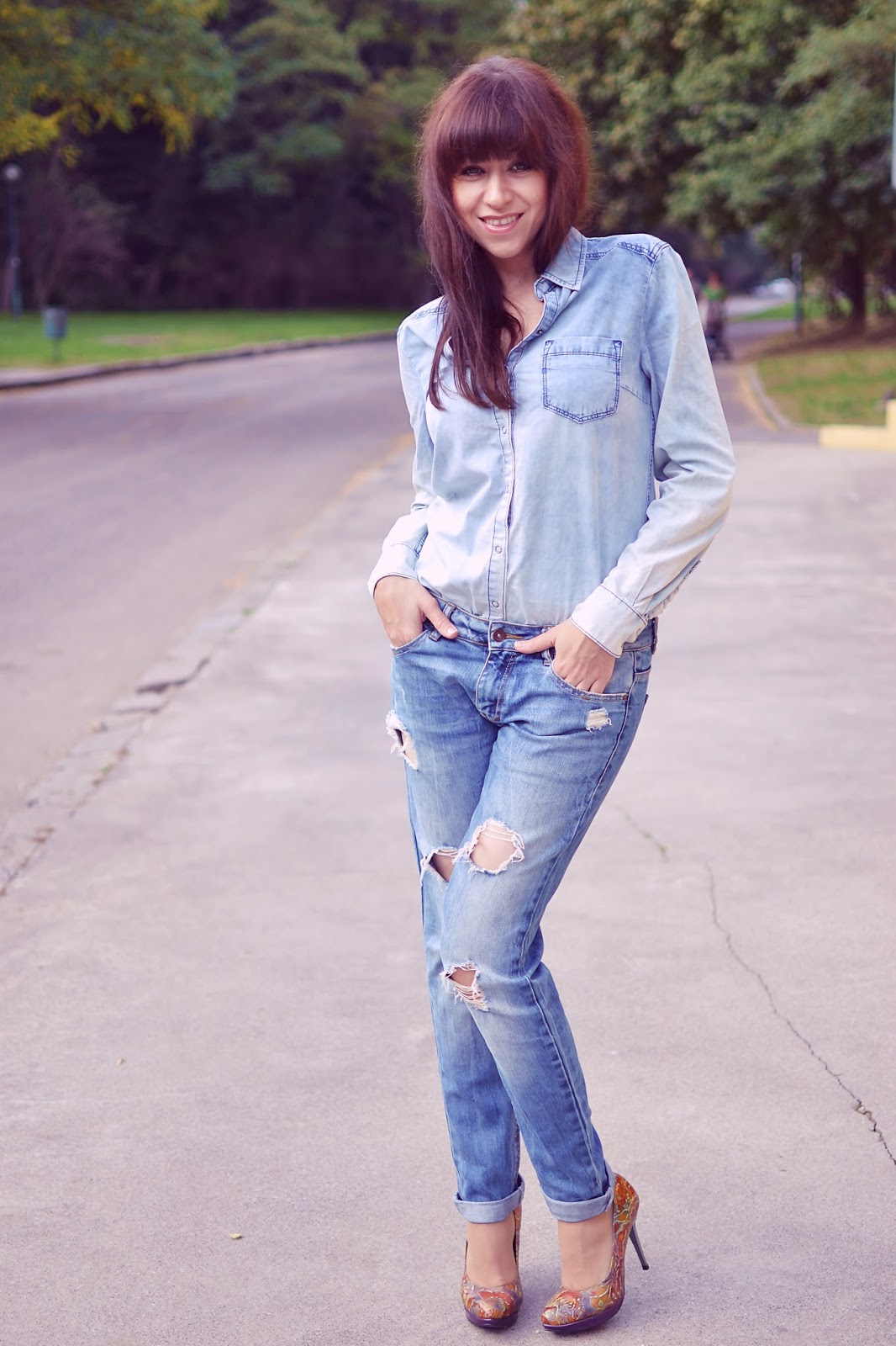 Niečo o mne_Katharine-fashion is beautiful_Denim on Denim_Katarína Jakubčová_Fashion blogger