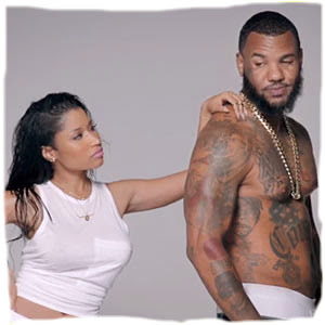 Nicki Minaj y The Game