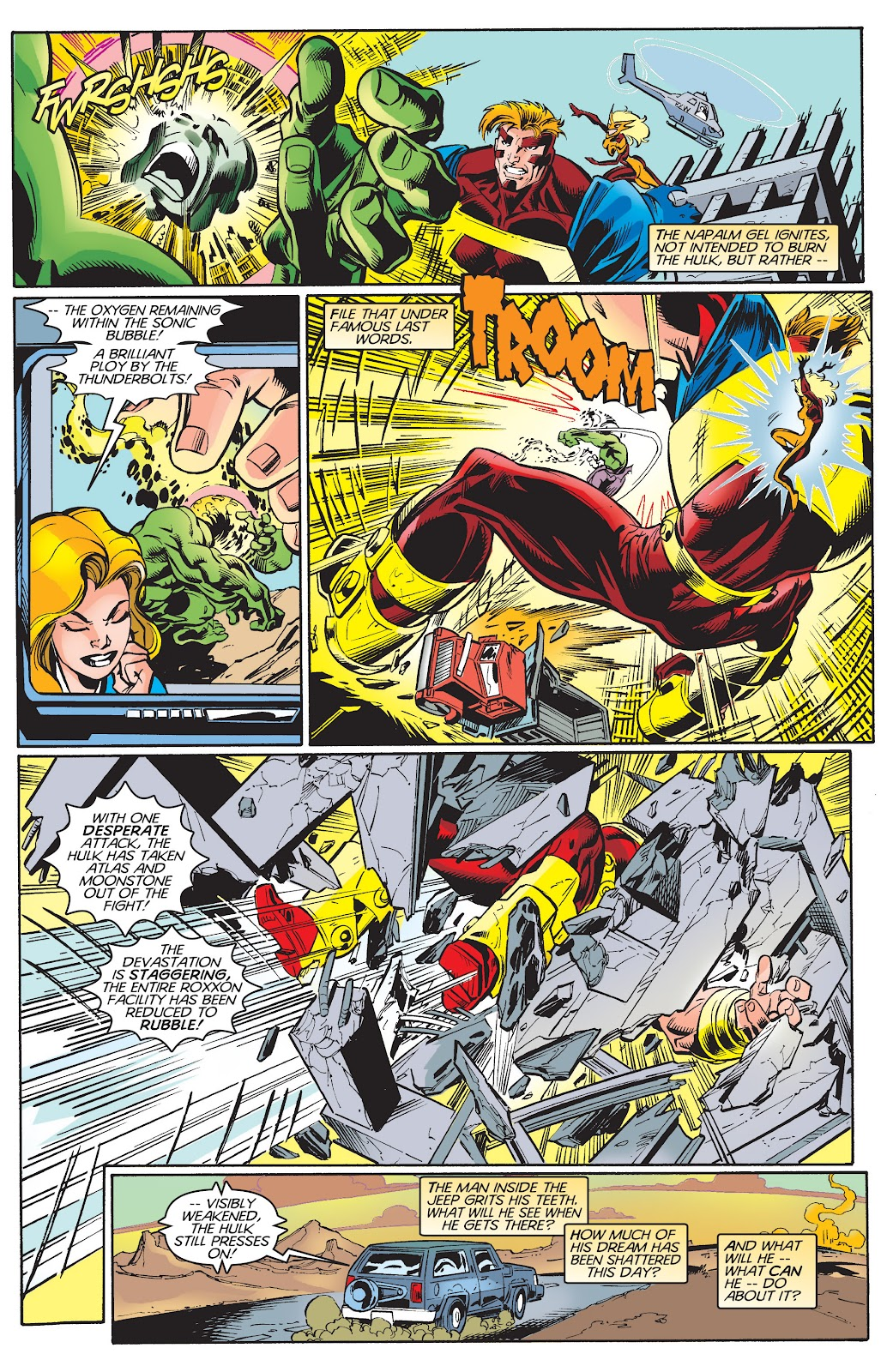 Read online Hawkeye & The Thunderbolts comic -  Issue # TPB 1 (Part 3) - 90