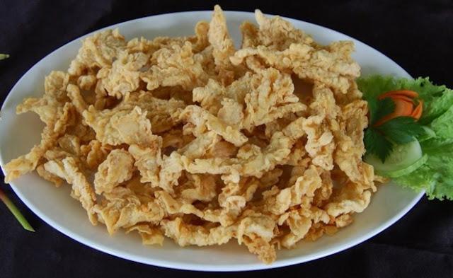 Resep Jamur Crispy Renyah, Cara Membuat Jamur Crispy Renyah