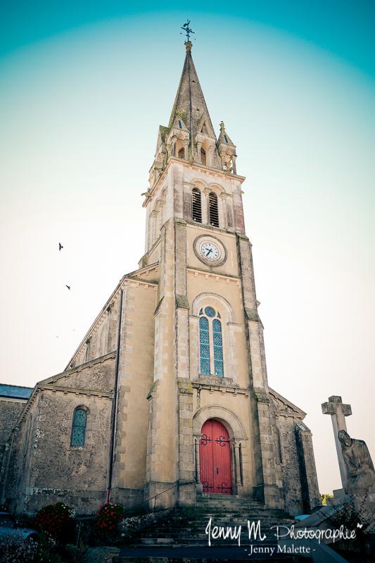 église de beaulieu sous la roche