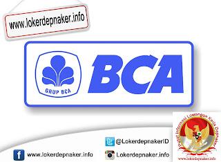 Loker PT Bank BCA