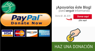 TU DONACION ES FACIL Y SEGURA - YOUR DONATION IS EASY AND SECURE
