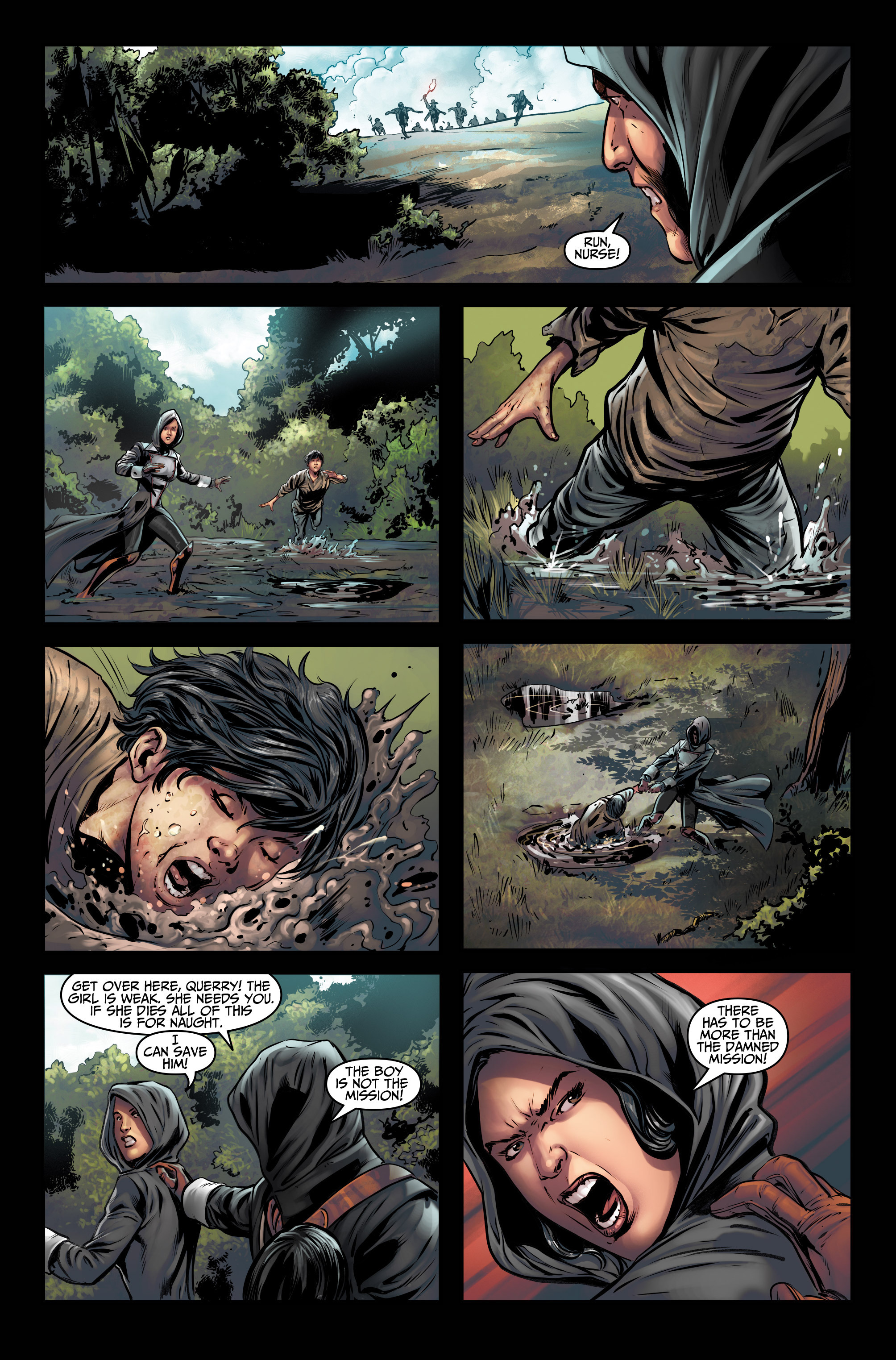 Read online Assassin's Creed (2015) comic -  Issue #3 - 13