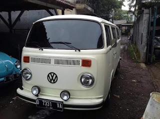 Siapa Tahu Lagi Ada Yang Ngidam VW Kombi Antik 79
