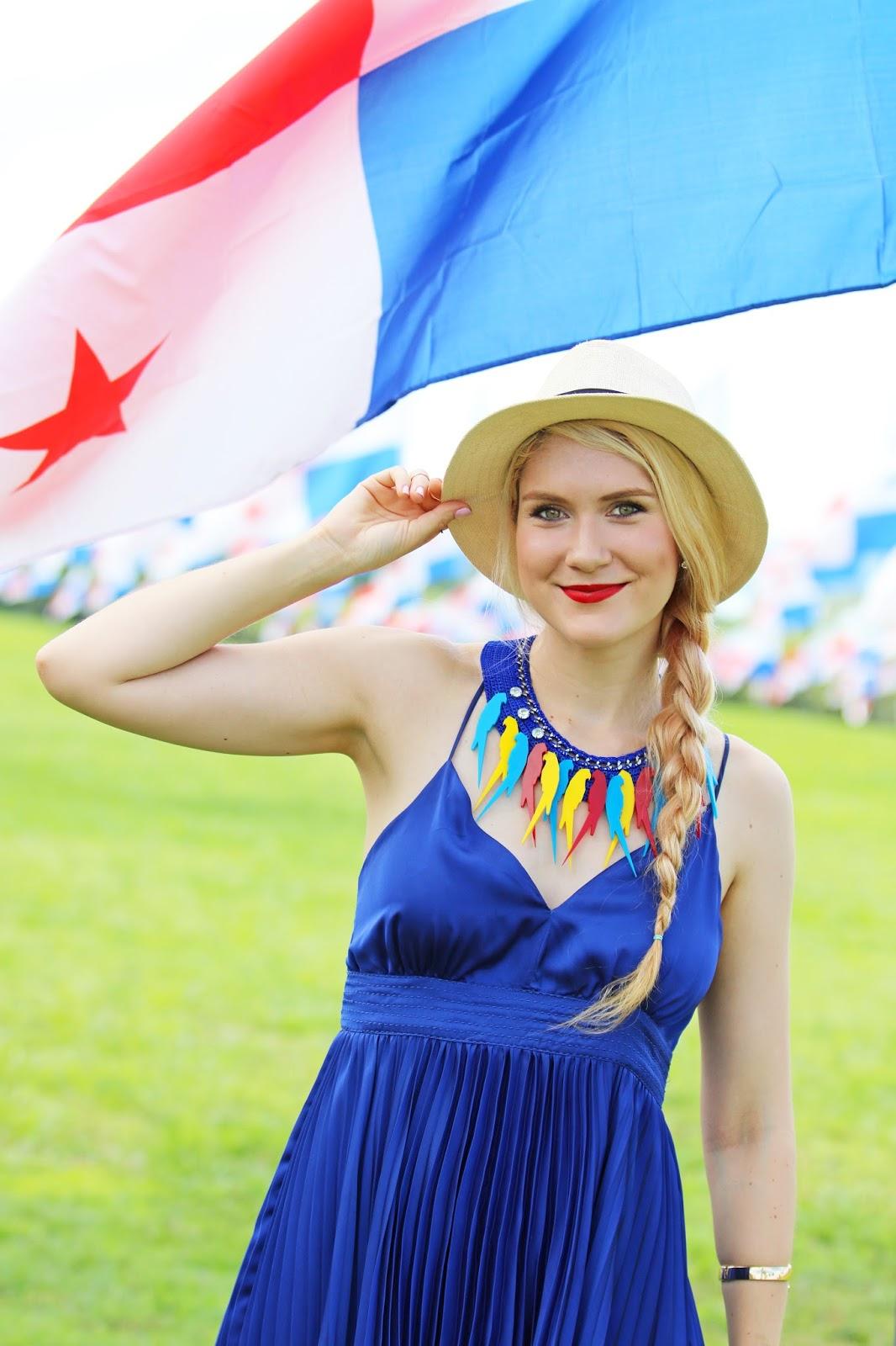 Nuestra hermosa bandera de Panamá