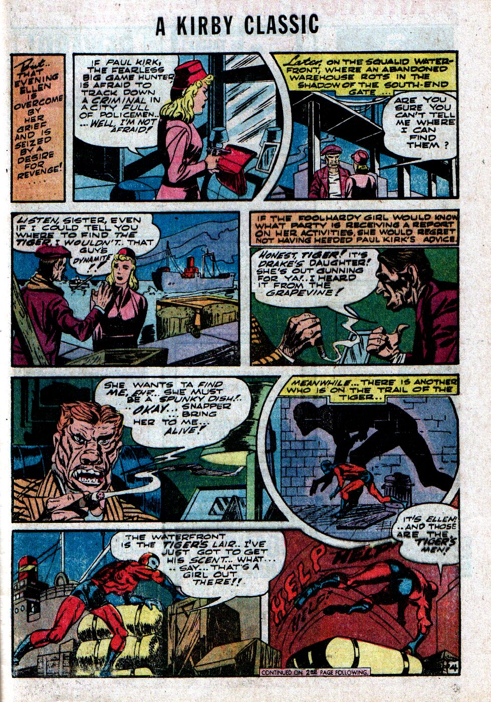 The New Gods (1971) issue 9 - Page 40