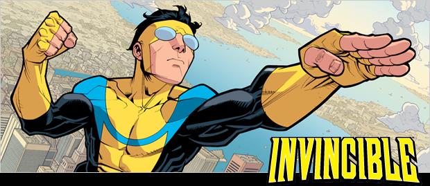 Invincible: A Hard Impression pt. 1