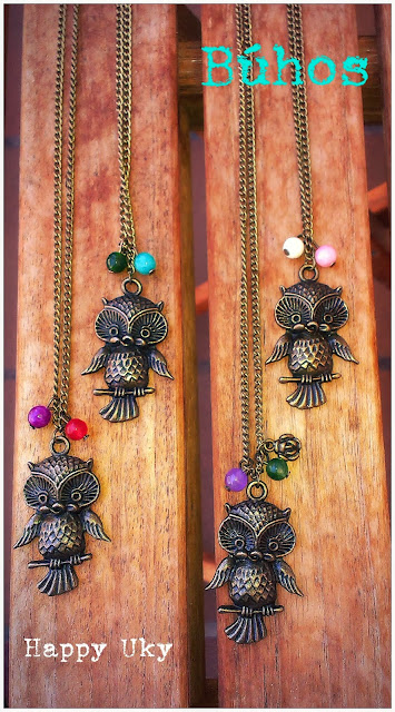 happy uky handmade colgantes abalorios pulseras