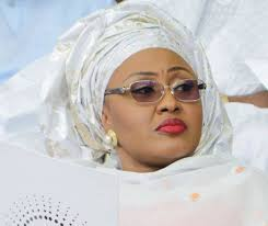 aisha-buhari-not-allowed-to-see-president-in-london