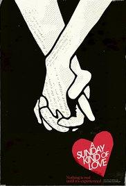 Watch A Sunday Kind of Love Online Free Putlocker