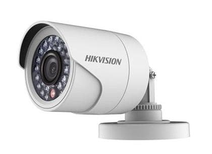 Kamera cctv hikvision -  DS-2CE16F4P-IRP White Outdoor 1MP | Gistech - bali cctv