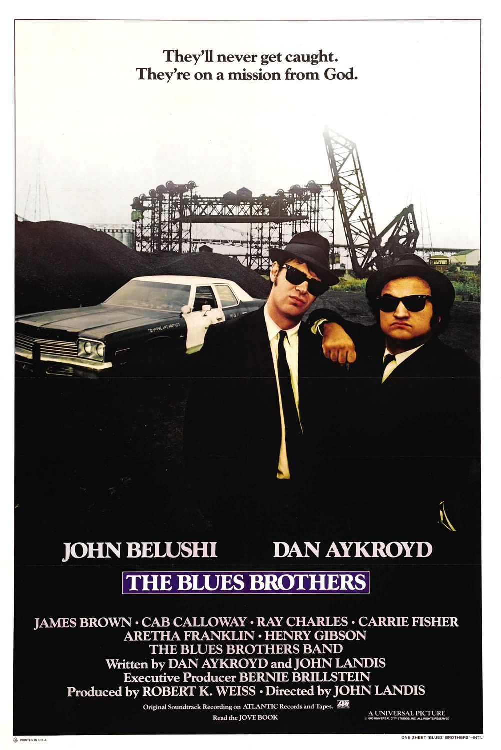 Brian Vs Movies The Blues Brothers