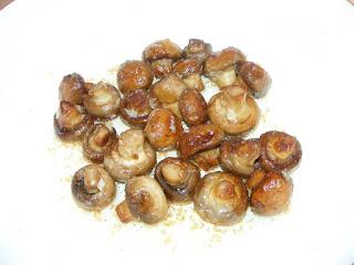 retete ciuperci sote cu usturoi la tigaie de post,