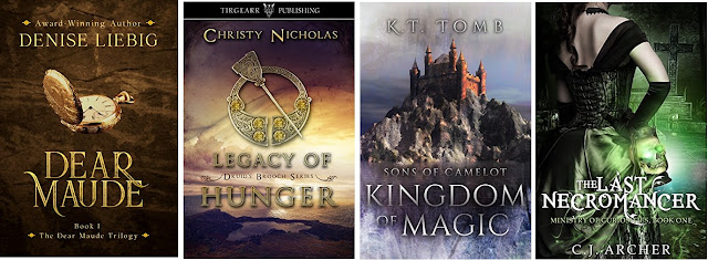 Image: Click for Top 100 Free Historical Fantasy Fiction eBooks