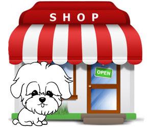 tienda de productos del bichon maltes
