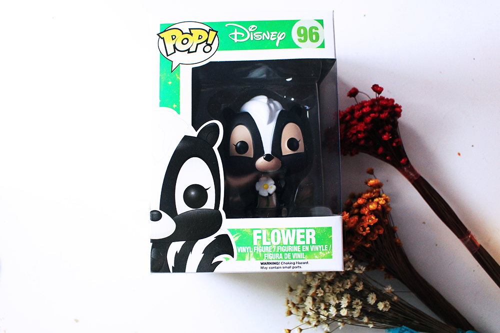 Funko pop Flower Bambi da Disney Geek4everyone é confiável
