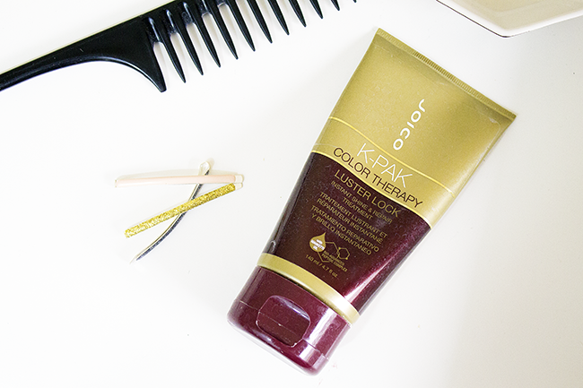 A Good Hue's 2016 Beauty Favorites: Joico K-Pac Color Therapy Luster Lock