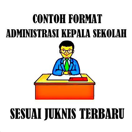 Download Contoh Format Administrasi Kepala Sekolah Format Words.Docx