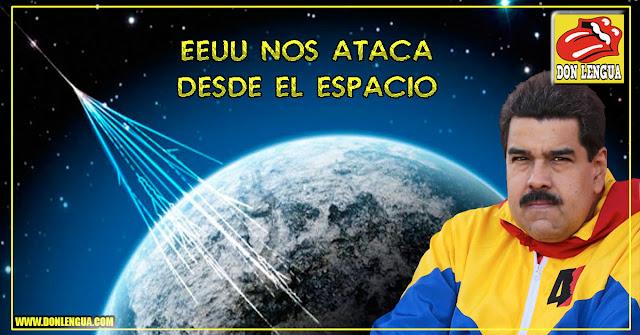 Maduro asegura que EEUU atacó el sistema eléctrico del Guri con rayos magnéticos desde el espacio