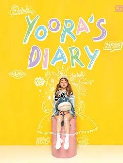 Buku Yoora's Diary by Han Yoora