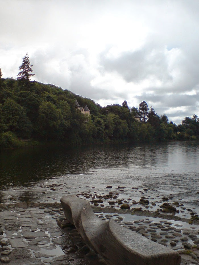 Nessie Island, Inverness, Scotland