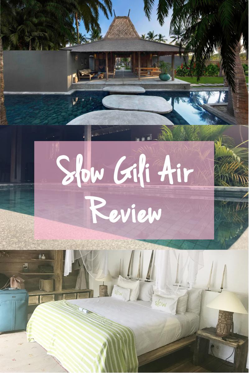 Slow Gili Air, Gili Islands Hotel Review - main