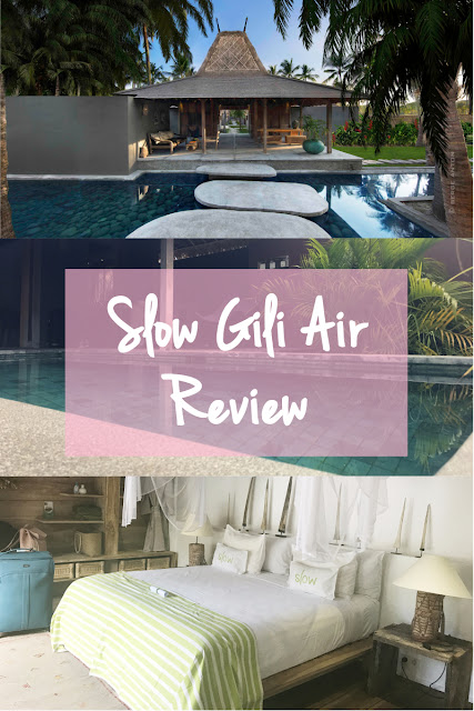 Slow Gili Air, Gili Islands Hotel Review - main