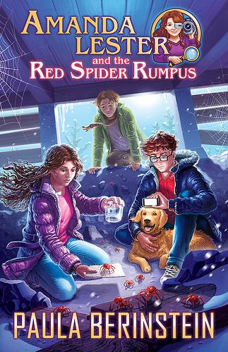 Amanda Lester and the Red Spider Rumpus