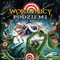 gra planszowa Wojownicy Podziemi od wydawnictwa Lucrum Game