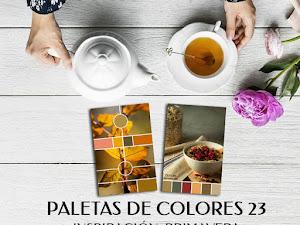 Paletas De Colores 23 Inspiración En Primavera