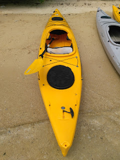 Roomy, stable touring kayaks for beginners and experienced paddlers