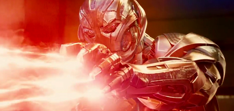 Ultron (James Spader) în Avengers: Age Of Ultron